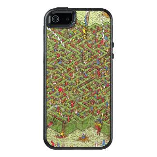 Where's Waldo Great Escape OtterBox iPhone 5/5s/SE Case