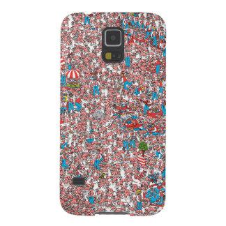 Where's Waldo Land of Woofs Galaxy S5 Case