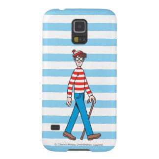 Where's Waldo Walking Stick Galaxy S5 Cases