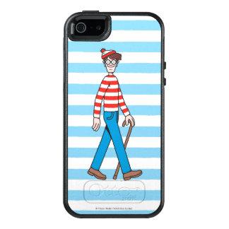 Where's Waldo Walking Stick OtterBox iPhone 5/5s/SE Case