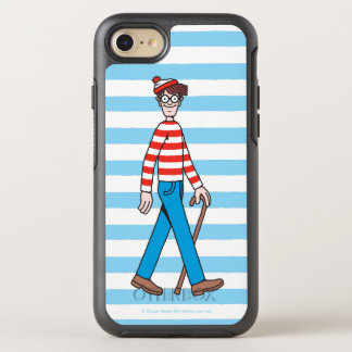 Where's Waldo Walking Stick OtterBox Symmetry iPhone 8/7 Case