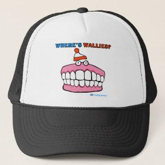 Where's Wallies? Trucker Hat