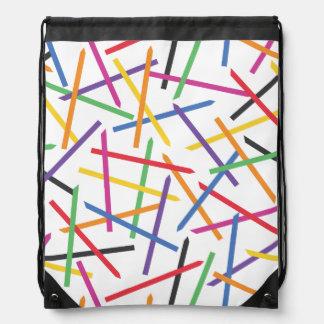 Which Boba Straw Drawstring Bag