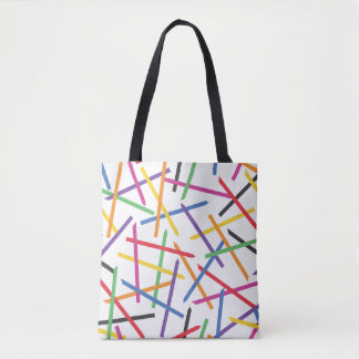 Which Boba Straw Tote Bag