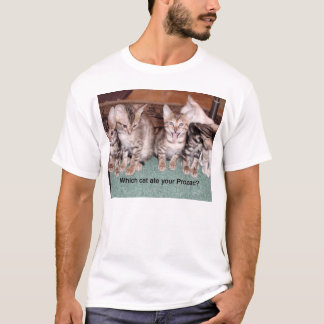 WHICH CAT? T-Shirt