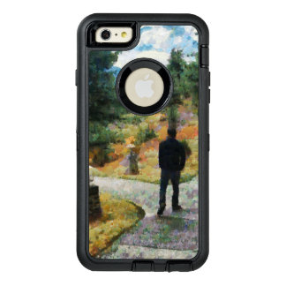 Which direction to take OtterBox defender iPhone case
