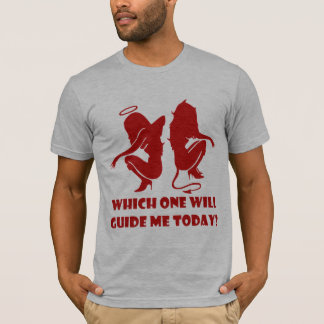 which one will guide me T-Shirt