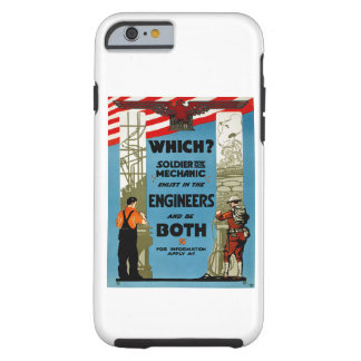 Which? Soldier or Mechanic Tough iPhone 6 Case