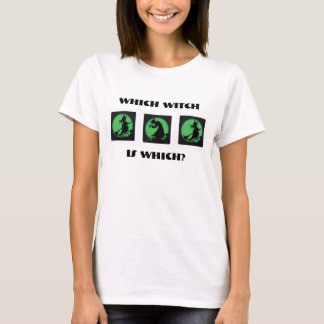 Which Witch is Which? - Women's T-shirt
