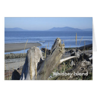 Whidbey Island Scenery Card