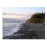 Whidbey Island Sunset Postcard