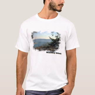 Whidbey Island waterscape T-Shirt