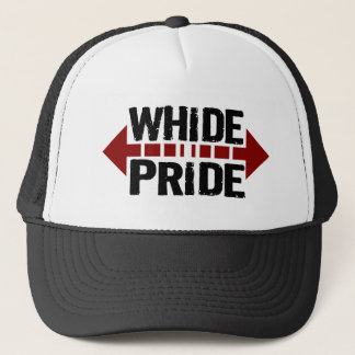 Whide Pride - For Big Boys n' Girls Trucker Hat