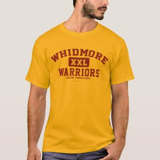 Whidmore Warriors Men's Gold & Maroon Tee