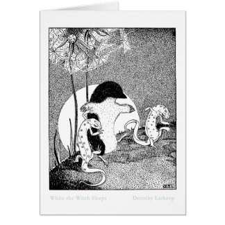 While the Witch Sleeps Card 1