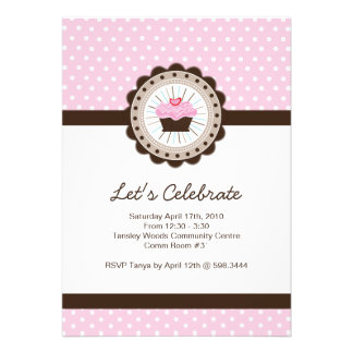 Whimsical Birthday Party Invitation