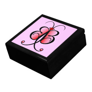 Whimsical Butterfly Bling Bling Jewelry GiftBox Gift Box