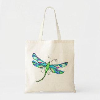 Whimsical Dragonflies Tote Bag