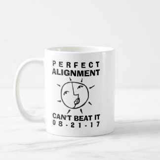 Whimsical Eclipse Perfect Alignment Coffee Mug