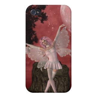 Whimsical Fairy iPhone 4 Case