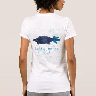 Whimsical Fish Art T-Shirt