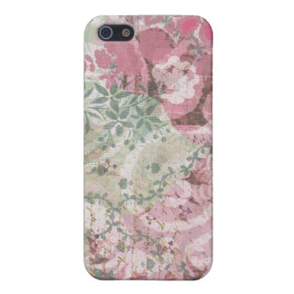 Whimsical Florals iPhone 5 Case