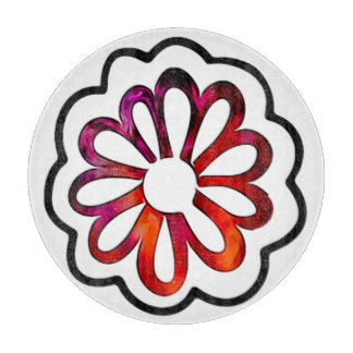 Whimsical Flower Power Doodle Boards