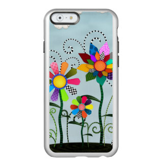Whimsical Flowers Incipio Feather® Shine iPhone 6 Case
