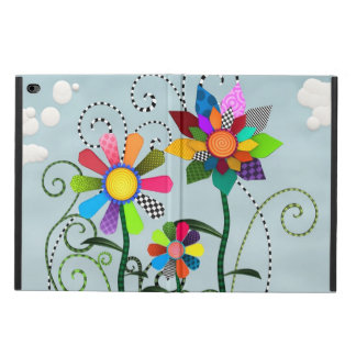 Whimsical Flowers Powis iPad Air 2 Case