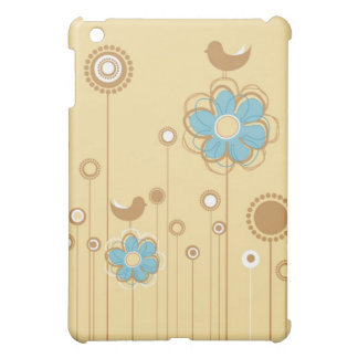 Whimsical Garden  Case For The iPad Mini