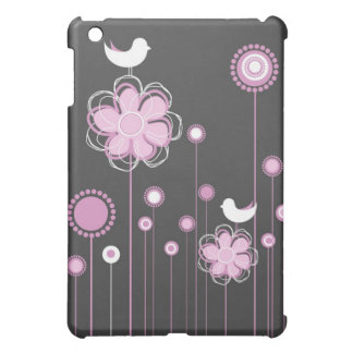 Whimsical Garden  Cover For The iPad Mini