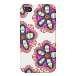 Whimsical iPhone 4 case
