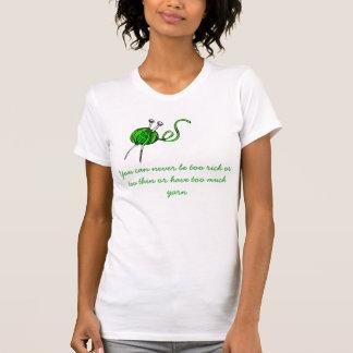 Whimsical Knitter's T-Shirt