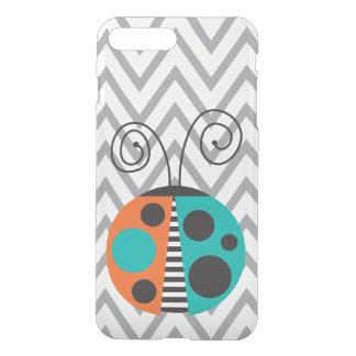 Whimsical ladybug iPhone 7 plus case