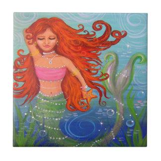 Whimsical Mermaid Tiles