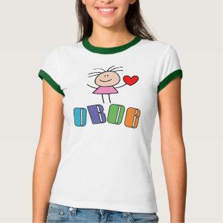 Whimsical Oboe T-shirt
