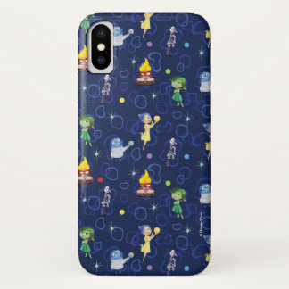 Whimsical Pattern iPhone X Case
