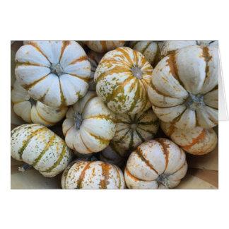 Whimsical Pumpkins Card