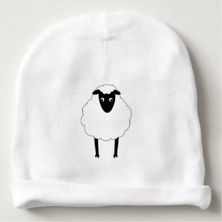 Whimsical Sheep Baby Hat Baby Beanie