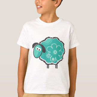 Whimsical Sheep T-Shirt