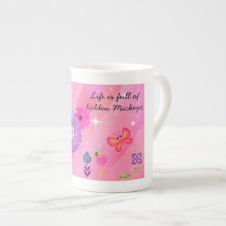 Whimsical Spring HIDDEN MICKEY Coffee Mug