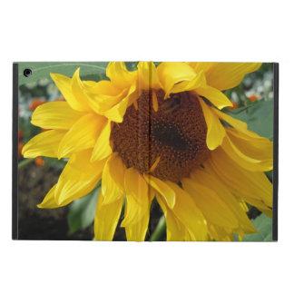 Whimsical Sunflower Case For iPad Air