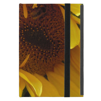 Whimsical Sunflower Cover For iPad Mini