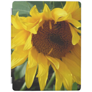 Whimsical Sunflower iPad Cover