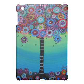 WHIMSICAL TREE OF LIFE BY PRISARTS iPad MINI COVER