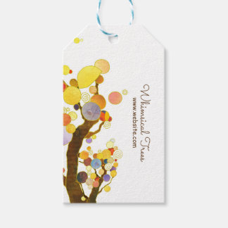 Whimsical Trees Business Price Tag | Hang Tag Pack Of Gift Tags