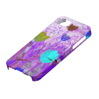 Whimsical Tulips iPhone 5 Case