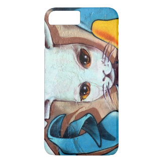 Whimsical Vintage Bunny iPhone 7 Plus Case