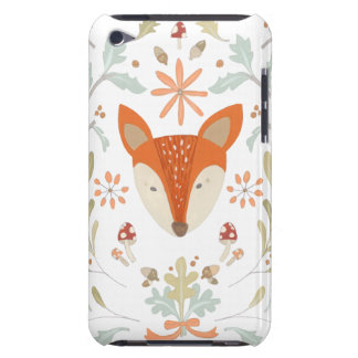 Whimsical Woodland Fox Case-Mate iPod Touch Case