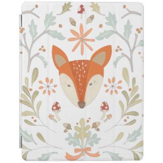 Whimsical Woodland Fox iPad Cover
